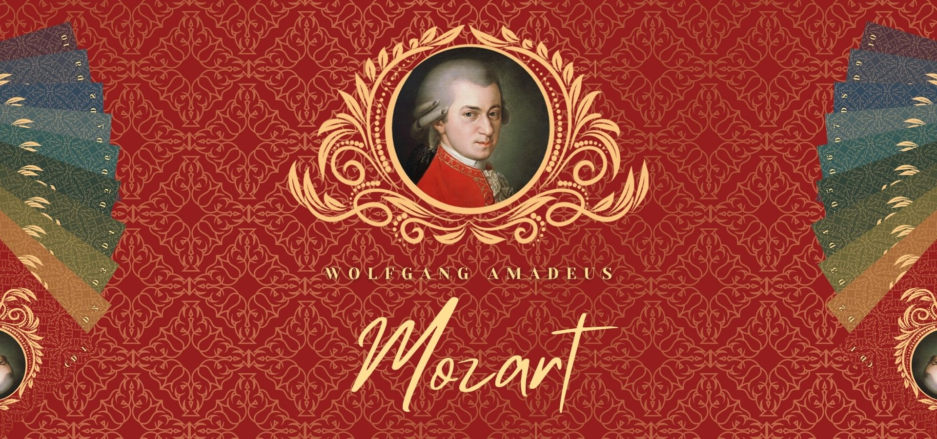 W. A. Mozart - 10 CD's Collection